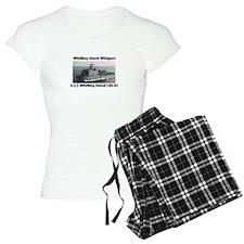U.S.S. Whidbey Island LSD-41 Pajamas