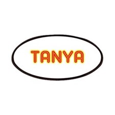 Tanya in Movie Lights Patches