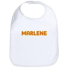 Marlene in Movie Lights Bib