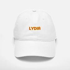 Lydia in Movie Lights Baseball Baseball Cap