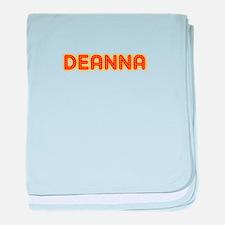Deanna in Movie Lights baby blanket