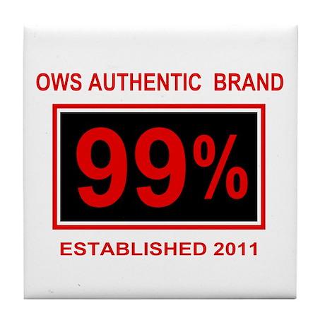 OWS BRAND: Tile Coaster