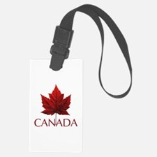 Canada Maple Leaf Souvenir Luggage Tag