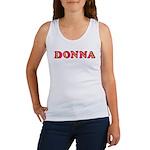 Donna Women's Tank Top