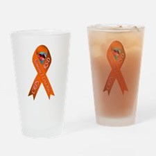Cute Crps awareness Drinking Glass
