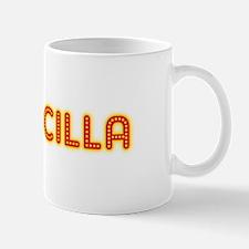 Priscilla in Movie Lights Mug
