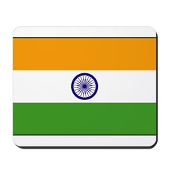 Indian National Flag Items Mousepad