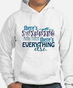 Swimming is Everything Hoodie