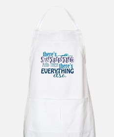 Swimming is Everything Apron