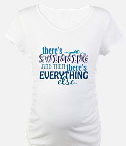 Swimming is Everything Shirt