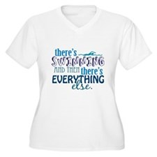 Swimming is Everything T-Shirt