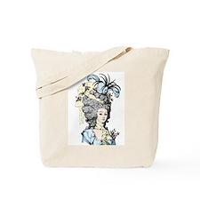 French Aristocrat (pastel) Tote Bag