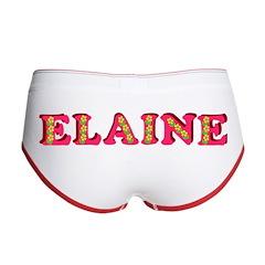 Elaine Women's Boy Brief
