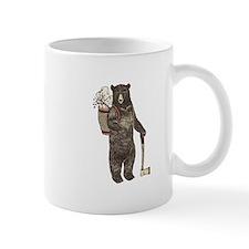 Unique Bear hug Mug