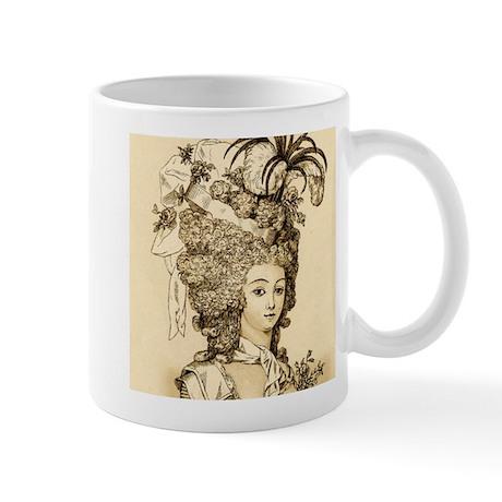 French Aristocrat (sand) Mug