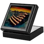 Patriot Mountain Keepsake Box