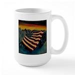 Patriot Mountain Large Mug