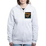 Patriot Mountain Women's Zip Hoodie