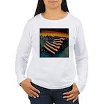 Patriot Mountain Women's Long Sleeve T-Shirt