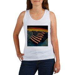 Patriot Mountain Women's Tank Top