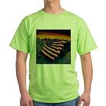 Patriot Mountain Green T-Shirt