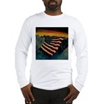 Patriot Mountain Long Sleeve T-Shirt