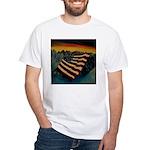 Patriot Mountain White T-Shirt