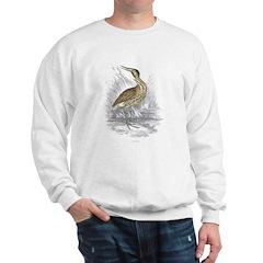 Bittern Bird (Front) Sweatshirt