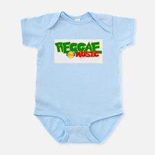 Reggae Music Infant Creeper