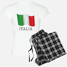 Italia Flag Pajamas
