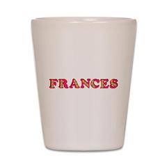 Frances Shot Glass