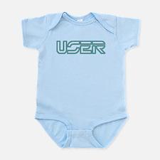Grid User Infant Bodysuit