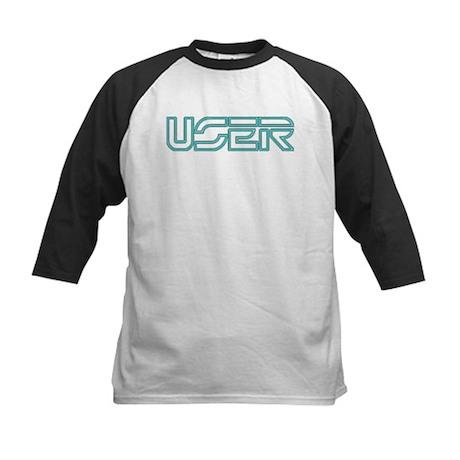 Grid User Kids Baseball Jersey