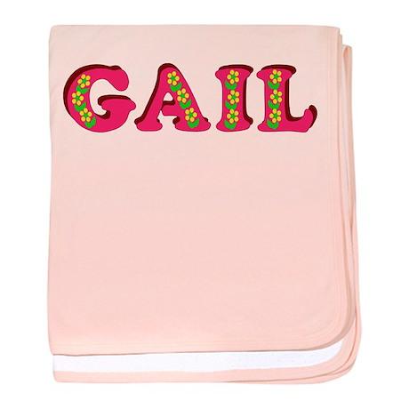 Gail baby blanket