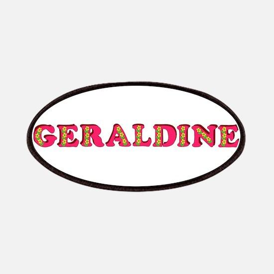 Geraldine Patches