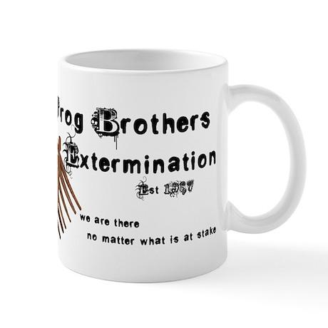 Frog Brothers Mug