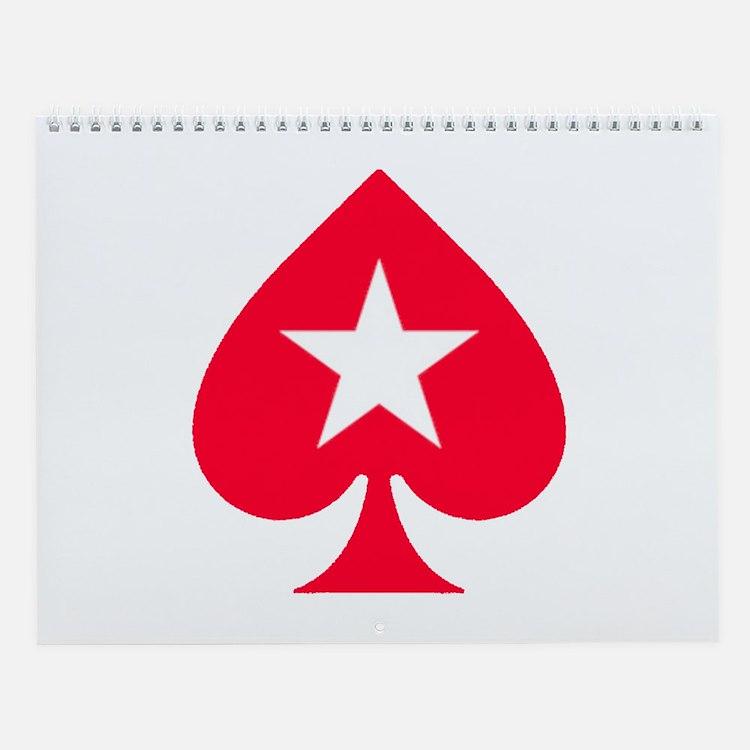 Calendar poker 2018