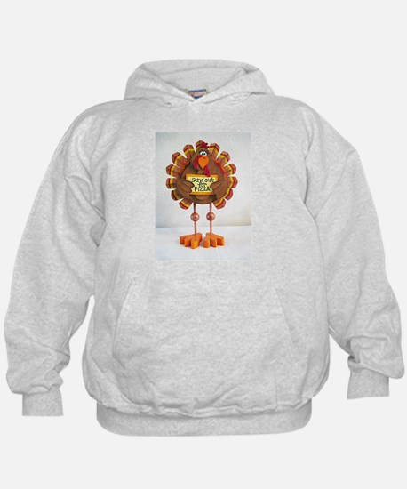 PLEASE send out for pizza Hoodie