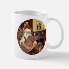 Santa's Shetland Pony Mug