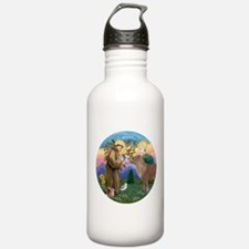 StFrancis/Shetland Pony Water Bottle