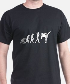 Evolve - Karate Kick T-Shirt