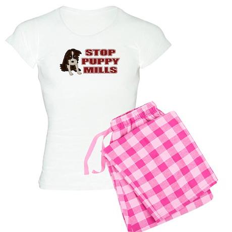 Stop Puppy Mills Women's Light Pajamas