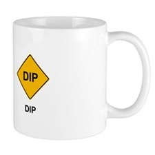 Gas Brake Dip 2 Small Mug