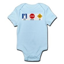 Gas Brake Dip 2 Infant Creeper