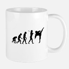Evolve - Karate Kick Mug