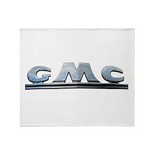 Classic GMC Throw Blanket