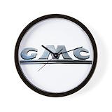 Gmc Wall Clocks