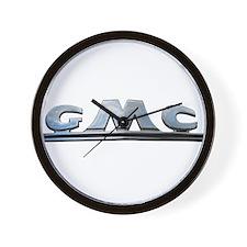 Classic GMC Wall Clock