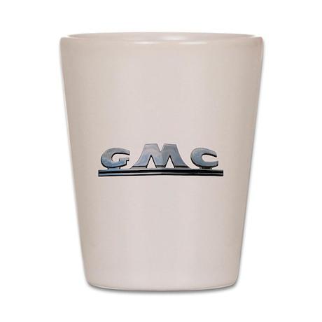 Classic GMC Shot Glass