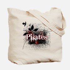 PIlates Leaves of Grass by Svelte.biz Tote Bag